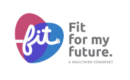 Fit for my Future a healthier Somerset logo